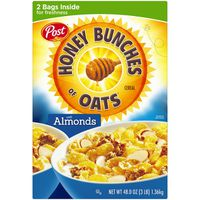 Post Honey Bunches of Oats Cereal, 48 oz