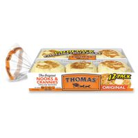 Thomas' English Muffins, 2 x 12 oz