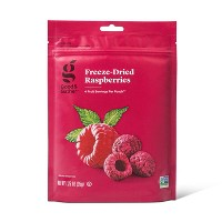 Freeze Dried Raspberries - 1.25oz - Good & Gather™