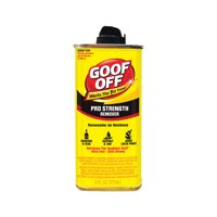 Goof Off Professional Strength Remover – 6 fl. Oz. - Latex Paint and Adhesive Remover