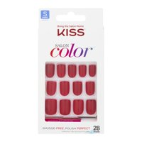 Kiss Salon Color Nails - New Girl