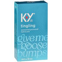 K-Y Tingling Sensorial Personal Lubricant