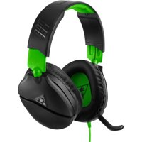 Turtle Beach Recon 70 Gaming Headset for Xbox One and Xbox Series X, PS4, PC, Mobile (Black)