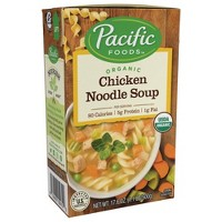 Pacific Foods Organic Chicken Noodle Soup - 17.6oz