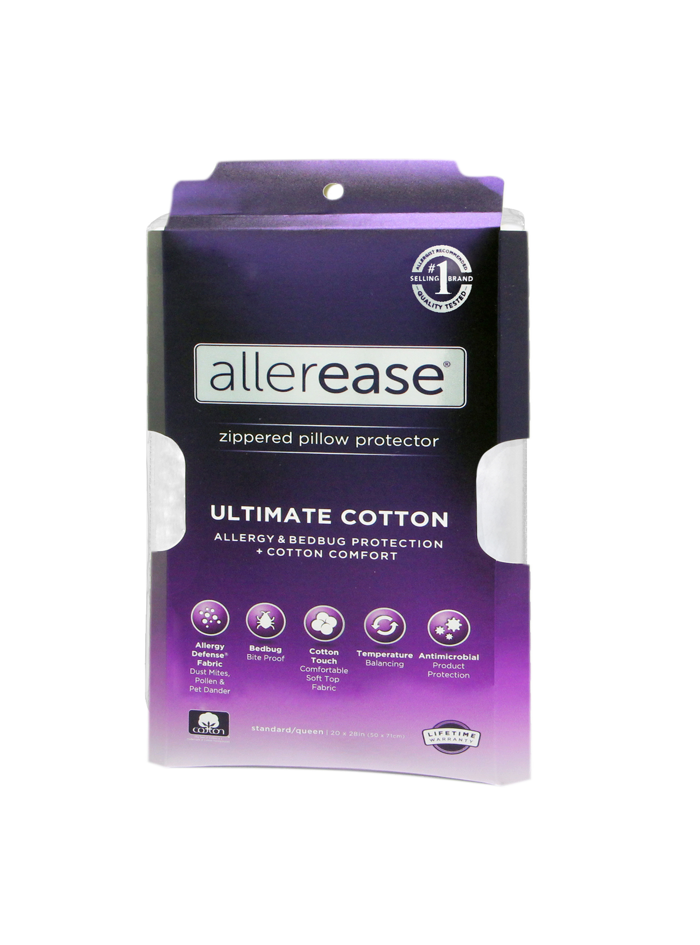 Allerease Ultimate Cotton Mattress Protector