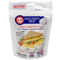 Eggland's Best Hard Cooked Eggs - 6ct