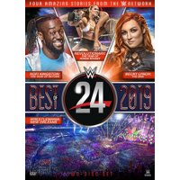 WWE24: The Best Of 2019 (DVD)