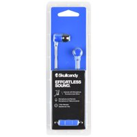 Skullcandy Ink'd 2.0 Wired Earbuds with in-Line Microphone, S2DUYK-M712