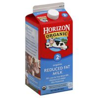 Horizon Organic Reduced Fat Organic Milk