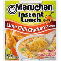 Maruchan Instant Lunch Lime Chili Chicken Flavor