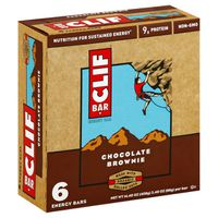 CLIF Bar Chocolate Brownie Energy Bars