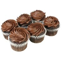 Central Market Chocolate Cupcakes With Chocolate Buttercream