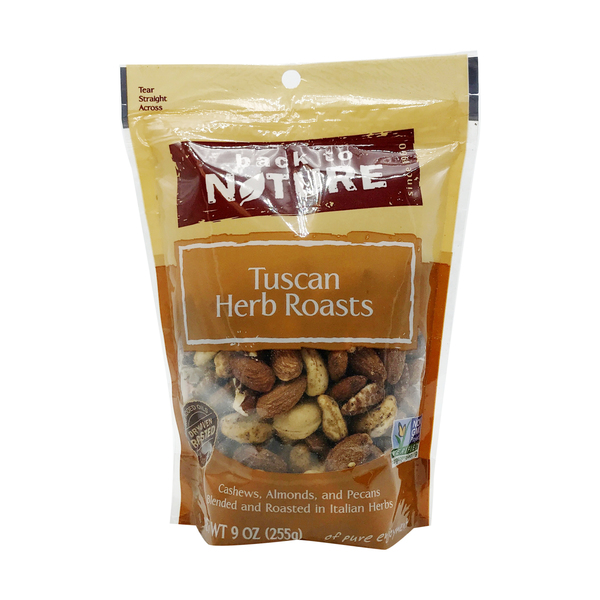 Back to nature Tuscan Herb Roasts, 9 oz