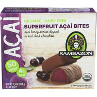 Sambazon Superfruit Acai Bites