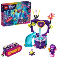 LEGO Trolls World Tour Techno Reef Dance Party 41250 Building Kit for Creative Play (173 Pieces)
