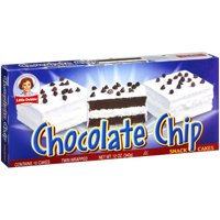 Little Debbie Chocolate Chip Snack Cakes, 10ct