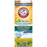Arm & Hammer Carpet Odor Elimantor, Fresh Breeze
