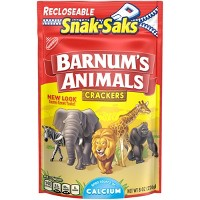 Barnum's Animal Crackers - Snack-Sak - 8oz