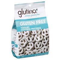 Glutino Covered Pretzels, Gluten Free, Yogurt Flavored