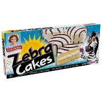 Little Debbie Zebra Cakes - 10ct