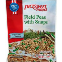 Pictsweet® Farms Southern Classics Field Peas with Snaps 12 oz. Stand Up Bag