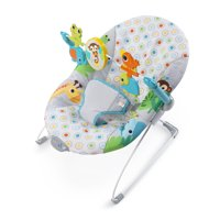Bright Starts Vibrating Bouncer Seat - Monkey Business