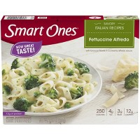 Smart Ones Fettuccini Frozen Alfredo - 9.25oz