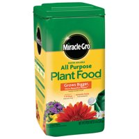 Miracle-Gro Water Soluble All Purpose Plant Food, 5 lb., Safe for Plants