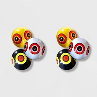 6pk Scare Eye In Three Colors - Bird-X