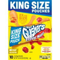 Betty Crocker Fruit Gushers Flavor Mixers 10 Ct, 20 oz