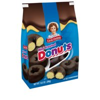 Little Debbie Snacks Mini Chocolate Frosted Donuts, 10.5 oz