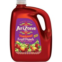 AriZona Fruit Punch Juice Cocktail, 128 Fl. Oz.