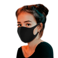 Reusable Cloth Face Mask - 5 count