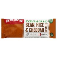 Reds All Natural Bean and Cheese Burrito, 5 Ounce -- 12 per case.