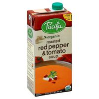 Pacific Foods Organic Roasted Red Pepper & Tomato Soup