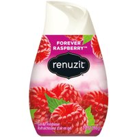 Renuzit Gel Air Freshener, Forever Raspberry, 7.0 Ounce
