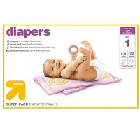 Diapers Super Pack - (Select Size) - Up&Up™
