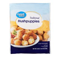 Great Value Frozen Traditional Hushpuppies, 24 oz