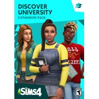 The Sims 4 Discover University Expansion Pack, Electronic Arts, PC