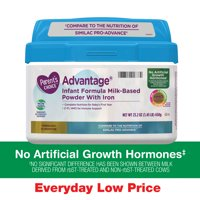 Parent's Choice Advantage® Non-Gmo* Infant Formula Powder, 23.2 oz