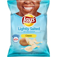 Lay's Lightly Salted Potato Chips, 7.75 oz Bag
