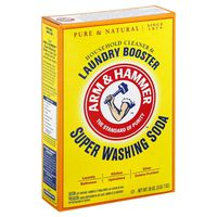Arm & Hammer Super Washing Soda Household Cleaner & Laundry Booster