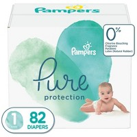 Pampers Pure Protection Diapers Super Pack - (Select Size)