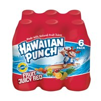 Hawaiian Punch Fruit Juice Red, 10 Fl. Oz., 6 Count