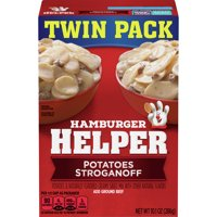 Hamburger Helper Potatoes Stroganoff 10.1 Oz  (Twin Pack)