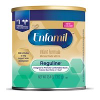 Enfamil Reguline Baby Formula, for Soft Comfortable Stools - Powder Can 12.4 oz