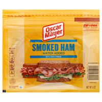 Oscar Mayer Cold Cuts Smoked Oscar Mayer Smoked Ham Cold Cuts
