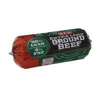 H-E-B 96/4 Extra Lean Ground Beef