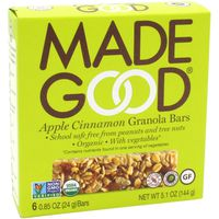 Madegood Granola Bars, Apple Cinnamon