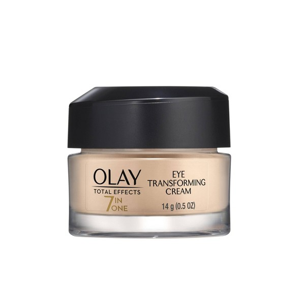 Unscented Olay Total Effects Anti-Aging Eye Cream Treatment - 0.5oz